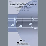 Download Alan Billingsley We're All In This Together (from High School Musical) sheet music and printable PDF music notes