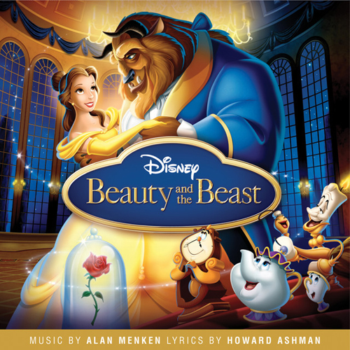 Alan Menken, Beauty And The Beast, Piano (Big Notes)