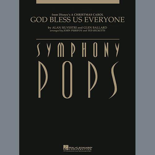 God Bless Us Everyone - Full Score sheet music