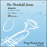 Download Mike Tomaro 'Alegria - 1st Tenor Saxophone' printable sheet music notes, Calypso chords, tabs PDF and learn this Jazz Ensemble song in minutes