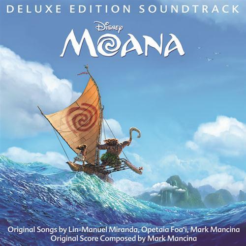 Alessia Cara, How Far I'll Go (from Moana), Piano, Vocal & Guitar (Right-Hand Melody)
