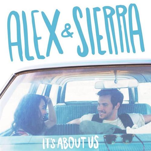 Alex & Sierra, Little Do You Know, Piano, Vocal & Guitar (Right-Hand Melody)