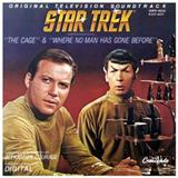 Download Alexander Courage Star Trek Main Theme sheet music and printable PDF music notes