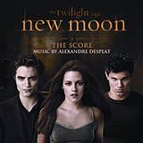 Download Alexandre Desplat 'Edward Leaves (from The Twilight Saga: New Moon)' printable sheet music notes, Film and TV chords, tabs PDF and learn this Piano song in minutes