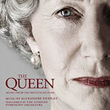Download Alexandre Desplat People's Princess I/Elizabeth & Tony (from The Queen) sheet music and printable PDF music notes
