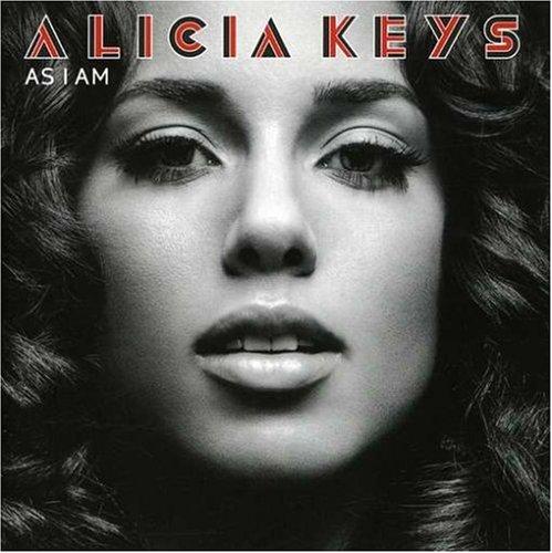Alicia Keys, As I Am (Intro), Piano, Vocal & Guitar (Right-Hand Melody)