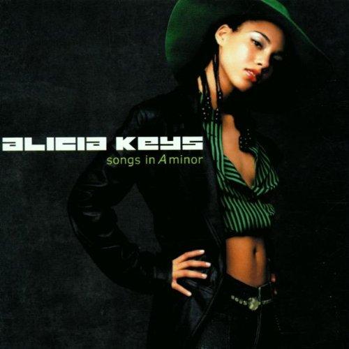 Alicia Keys, Jane Doe, Piano, Vocal & Guitar (Right-Hand Melody)
