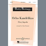 Download Alicia Shumate 'Ocho Kandelikas' printable sheet music notes, Hanukkah chords, tabs PDF and learn this Unison Choral song in minutes
