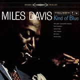 Download Miles Davis All Blues sheet music and printable PDF music notes