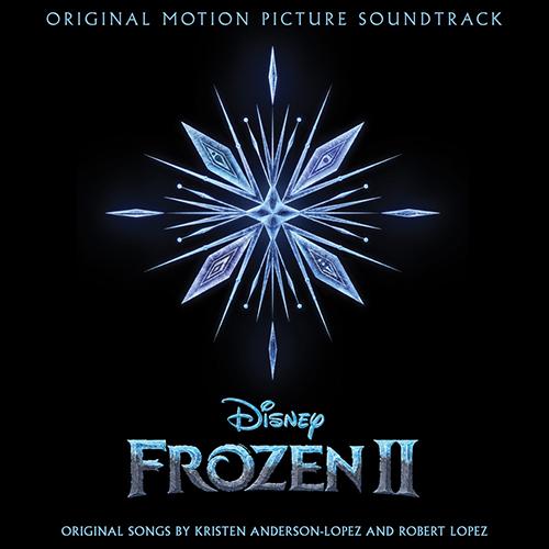 Evan Rachel Wood, All Is Found (from Disney's Frozen 2), Easy Guitar Tab