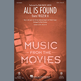 Download Evan Rachel Wood All Is Found (from Disney's Frozen 2) (arr. Mark Brymer) sheet music and printable PDF music notes