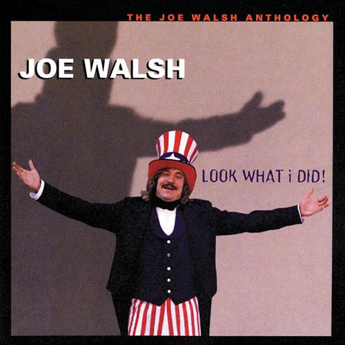 Joe Walsh, All Night Long, Guitar Tab