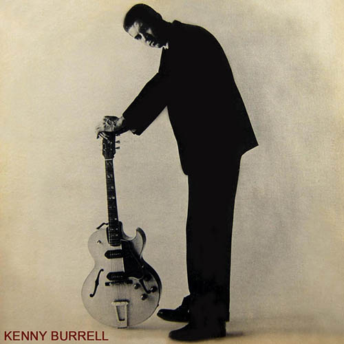 Kenny Burrell, All Of You, Guitar Tab