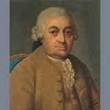 Download Carl Philipp Emanuel Bach Allegretto Scherzando sheet music and printable PDF music notes