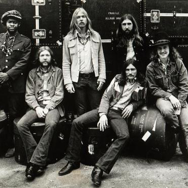 Allman Brothers Band, (They Call It) Stormy Monday (Stormy Monday Blues), Guitar Tab