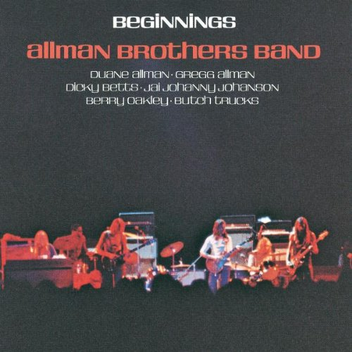 Allman Brothers Band, It's Not My Cross To Bear, Guitar Tab