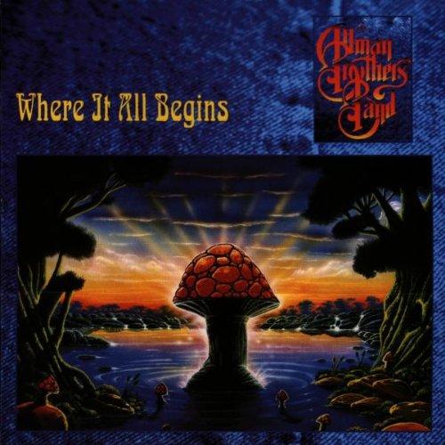 Allman Brothers Band, Sailin' 'Cross The Devil's Sea, Guitar Tab