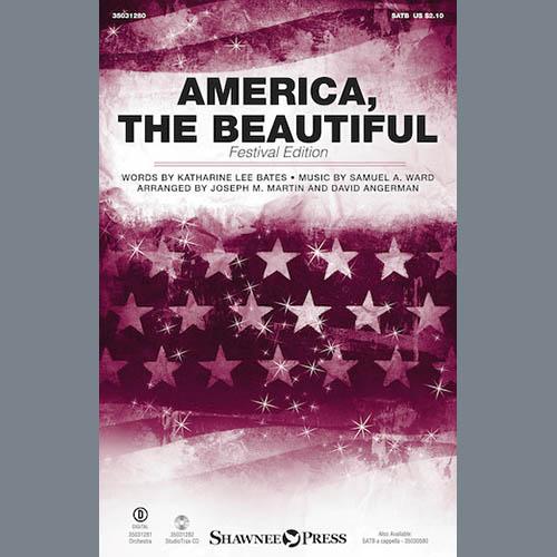 America, The Beautiful - Festival Edition sheet music