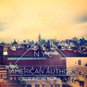 American Authors, Best Day Of My Life, Easy Piano