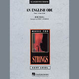Download Robert Longfield An English Ode (Come, Ye Sons of Art) - String Bass sheet music and printable PDF music notes