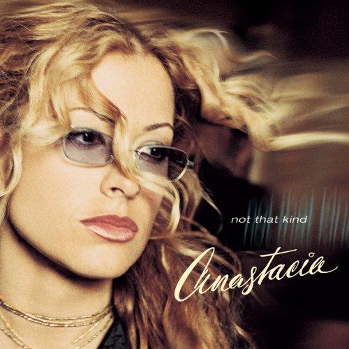 Anastacia, Black Roses, Piano, Vocal & Guitar (Right-Hand Melody)