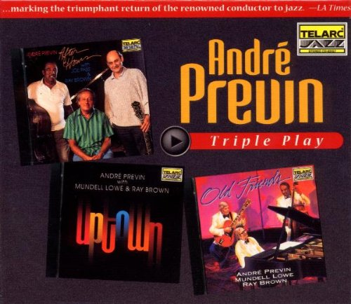 Andre Previn, Between The Devil And The Deep Blue Sea, Piano, Vocal & Guitar (Right-Hand Melody)