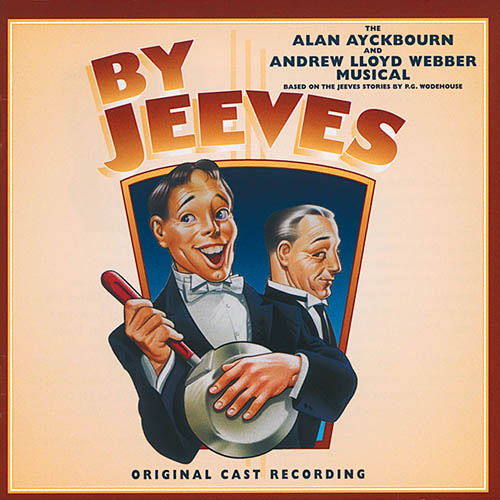 Half A Moment In Time (from By Jeeves) sheet music