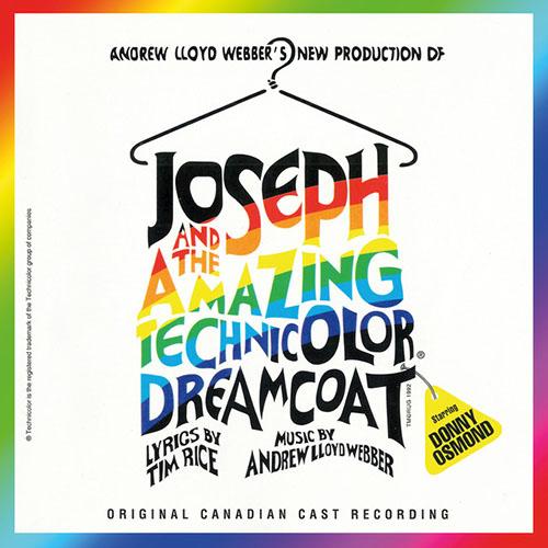 Joseph All The Time sheet music