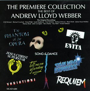 Andrew Lloyd Webber, Starlight Express, Piano, Vocal & Guitar