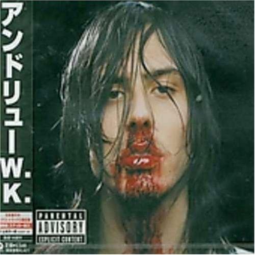 Andrew W.K., I Get Wet, Guitar Tab