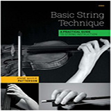 Download Anne Marie Patterson Basic String Technique (A Practical Guide To String Instruction) sheet music and printable PDF music notes