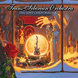Download Trans-Siberian Orchestra 'Anno Domine' printable sheet music notes, Christmas chords, tabs PDF and learn this Piano, Vocal & Guitar (Right-Hand Melody) song in minutes