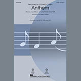 Download Kirby Shaw 'Anthem - Drums' printable sheet music notes, Inspirational chords, tabs PDF and learn this Choir Instrumental Pak song in minutes