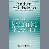 Download Joseph M. Martin Anthem Of Gladness sheet music and printable PDF music notes