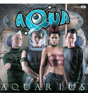 Aqua, Aquarius, Piano, Vocal & Guitar