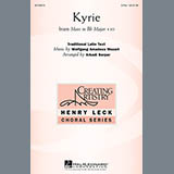 Download Arkadi Serper 'Kyrie (From The Mass In B-Flat Major #10)' printable sheet music notes, Classical chords, tabs PDF and learn this 3-Part Treble song in minutes