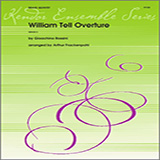 Download Arthur Frackenpohl William Tell Overture - 1st Bb Trumpet sheet music and printable PDF music notes