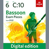 Download Arthur Wills Bucolics (Grade 6 List C10 from the ABRSM Bassoon syllabus from 2022) sheet music and printable PDF music notes