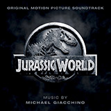Download Michael Giacchino 'As The Jurassic World Turns' printable sheet music notes, Classical chords, tabs PDF and learn this Piano song in minutes