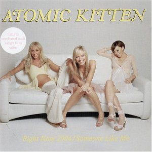 Atomic Kitten, Whole Again, Piano, Vocal & Guitar