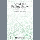 Download Audrey Snyder Amid the Falling Snow - Viola sheet music and printable PDF music notes