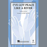 Download Audrey Snyder I've Got Peace Like A River sheet music and printable PDF music notes