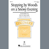 Download Audrey Snyder Stopping By Woods On A Snowy Evening sheet music and printable PDF music notes