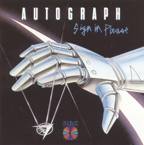 Autograph, Turn Up The Radio, Guitar Tab