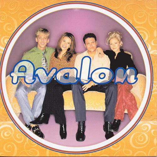 Avalon, Can't Live A Day, Lyrics & Chords