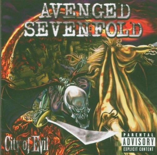 Avenged Sevenfold, Bat Country, Easy Guitar Tab