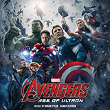 Download Danny Elfman Avengers Unite (from Avengers: Age of Ultron) sheet music and printable PDF music notes