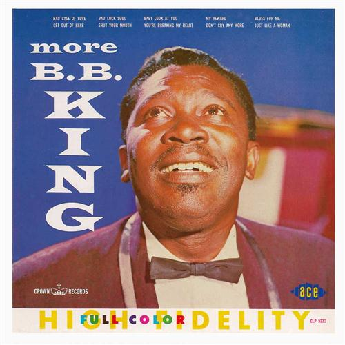 B.B. King, Just Like A Woman, Guitar Tab Play-Along