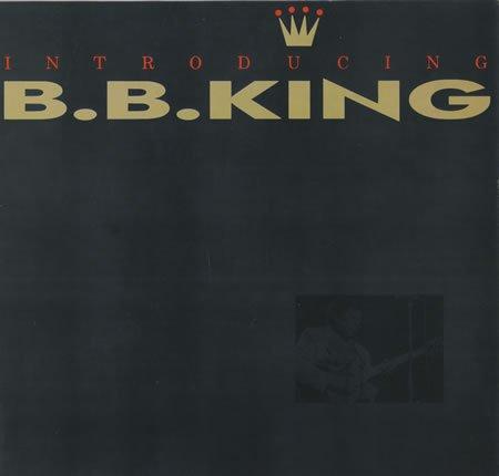 B.B. King, Rock Me Baby, Guitar Tab Play-Along