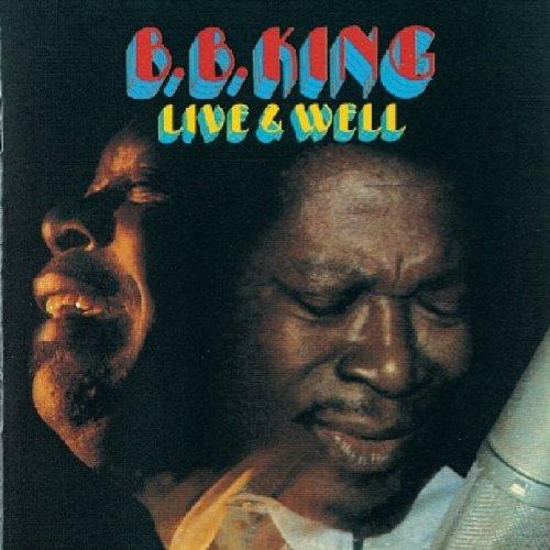 B.B. King, Why I Sing The Blues, Guitar Tab Play-Along